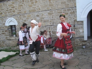 The magic of Nessebar and the local folklore