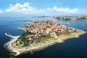 Nessebar Old town walking tour