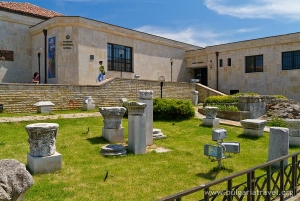 Nessebar- The Archaeological Museum