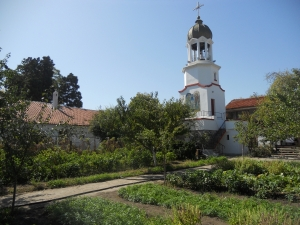 Pomorie- St. Georges's Monastery